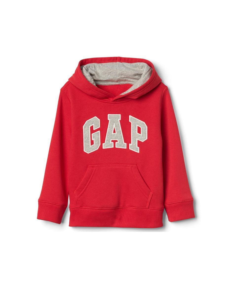 Sudadera GAP con logotipo para niño Precio Sugerido 7501a13da1d2